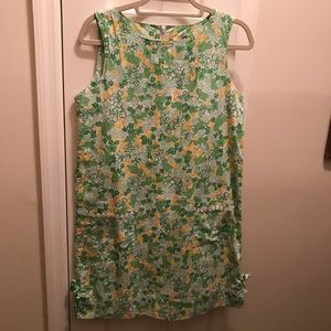 Lilly Pulitzer Vintage 90s Shift Short Dress